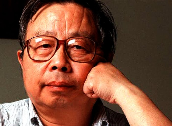 """Fang Lizhi - Dissident high on China's """"Most Wanted"""" list."""