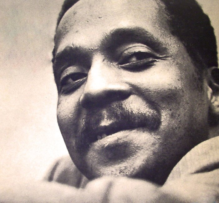 Bud Powell - often referred to as the Charlie Parker of The Piano.