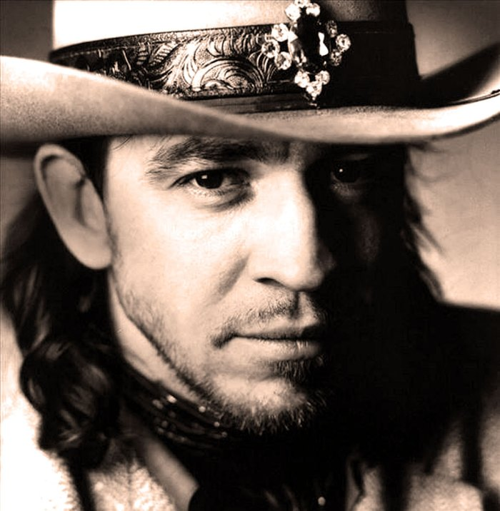 Stevie Ray Vaughan - one of the most important figures in the Blues revival of the 1980s.