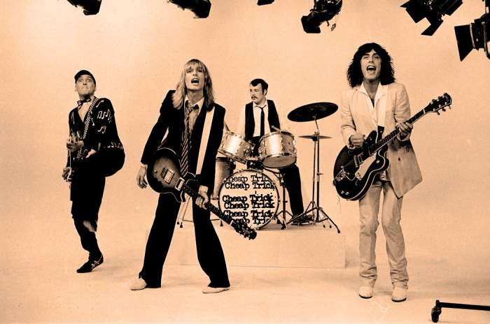 Cheap Trick - Heaven Tonight - at least until 12.