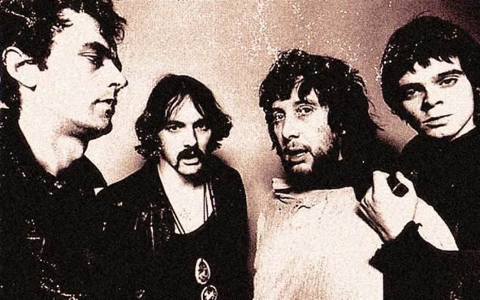The Stranglers -  an idiosyncratic band who followed no leaders.