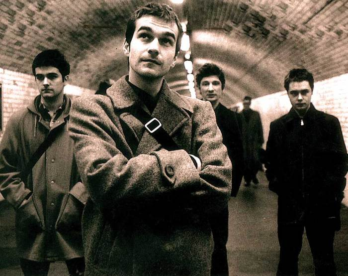 The Bluetones - had a good run while it lasted.