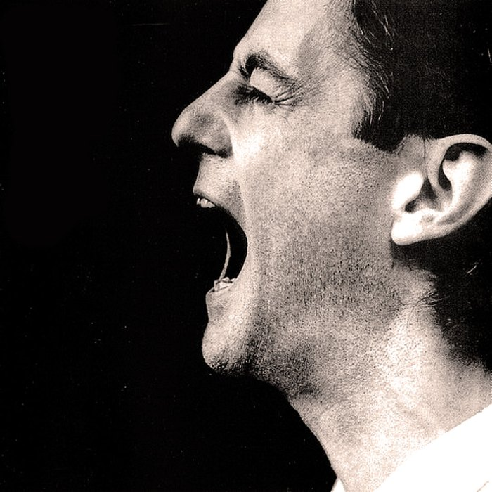 Peter Hammill -  not a dispenser of warm and fuzzy.