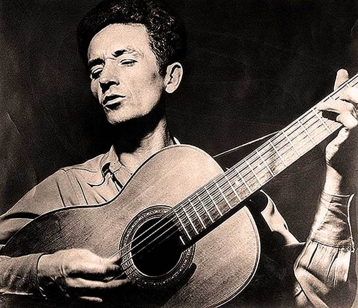 Woody Guthrie - Another go at Network Radio in 1947.