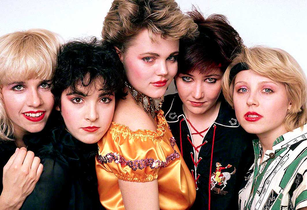 The Go Go's - Live At Emerald City - 1981 - Past Daily Backstage ...