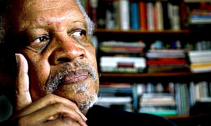 "Ishmael Reed - ""We're Metaphysical Detectives and we're about to make an arrest."""
