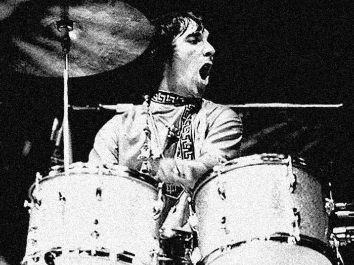 Keith Moon - one of the greatest drummers, and one of the most insane.