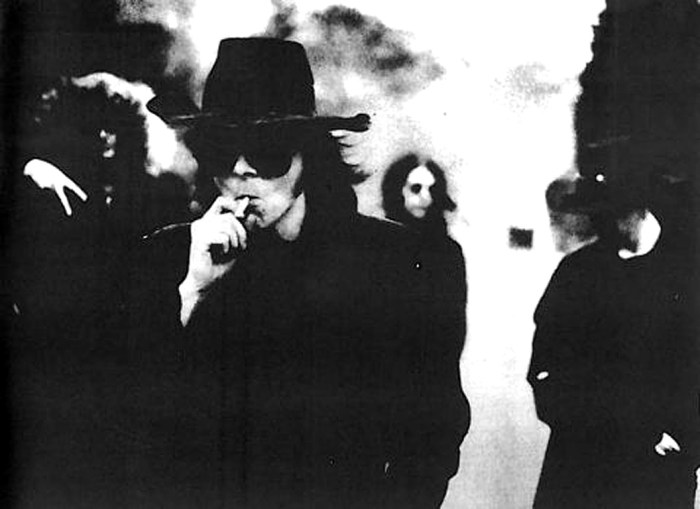 Sisters Of Mercy - underground hits. And then everybody noticed.