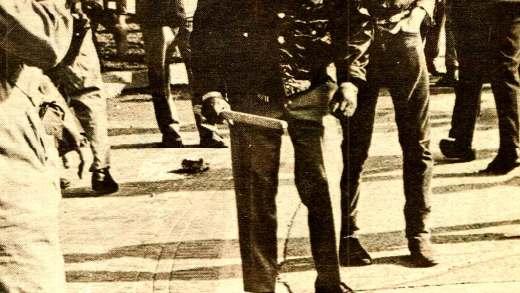 Student Activism 1969