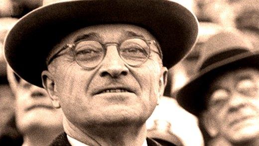April 6, 1946 - President Truman