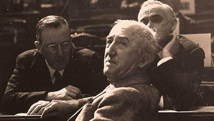 Secretary of State James Byrnes