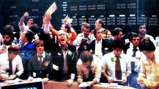 Gold Traders - 1979