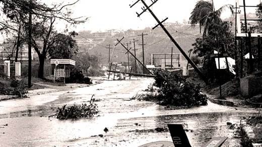 Hurricane Gilbert