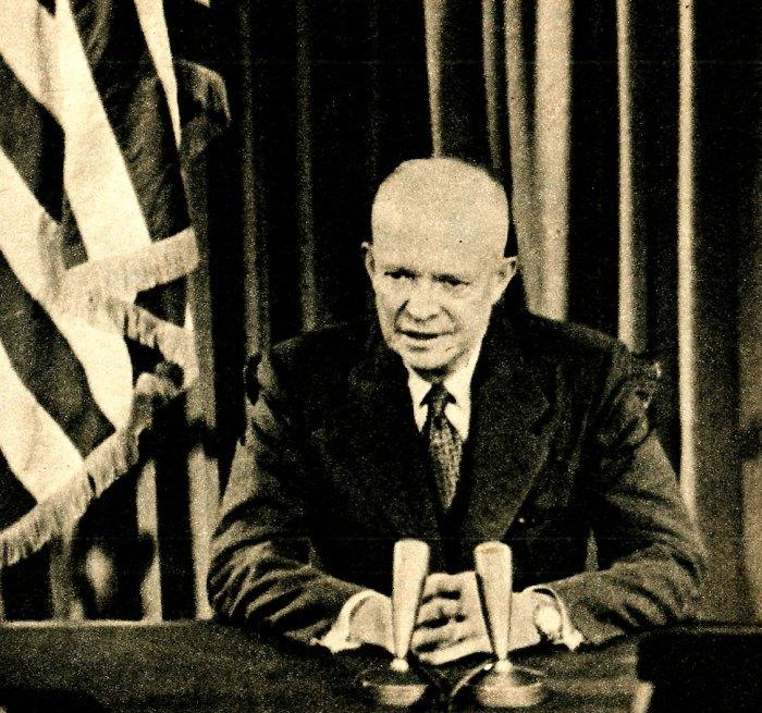 President Eisenhower