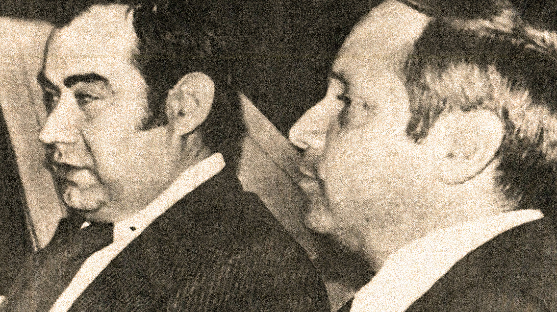Soviet Spies Enger and Cherneyev April 1979