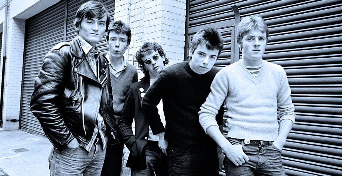 The Undertones In Concert 1980
