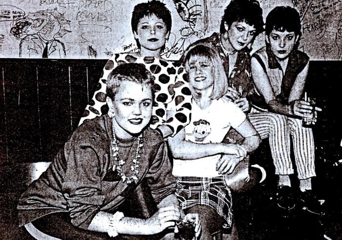 The Go-Go's - 1978