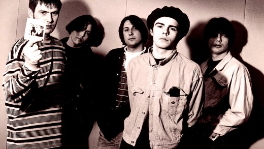 The Charlatans - in session 1990