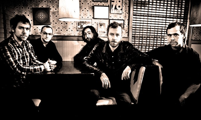 The National in session at RFI - 2005