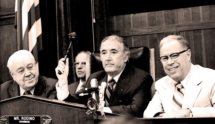 Senate Judiciary committee Hearings July 1974