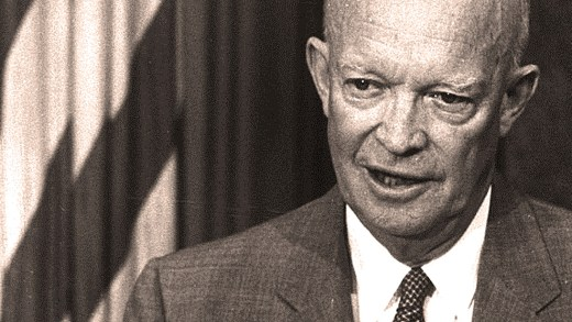 Pres. Eisenhower - Press Conference 1955