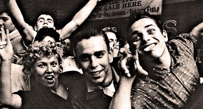 Teenagers in 1959