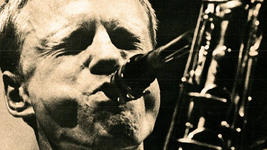 Gerry Mulligan in concert from Leipzig