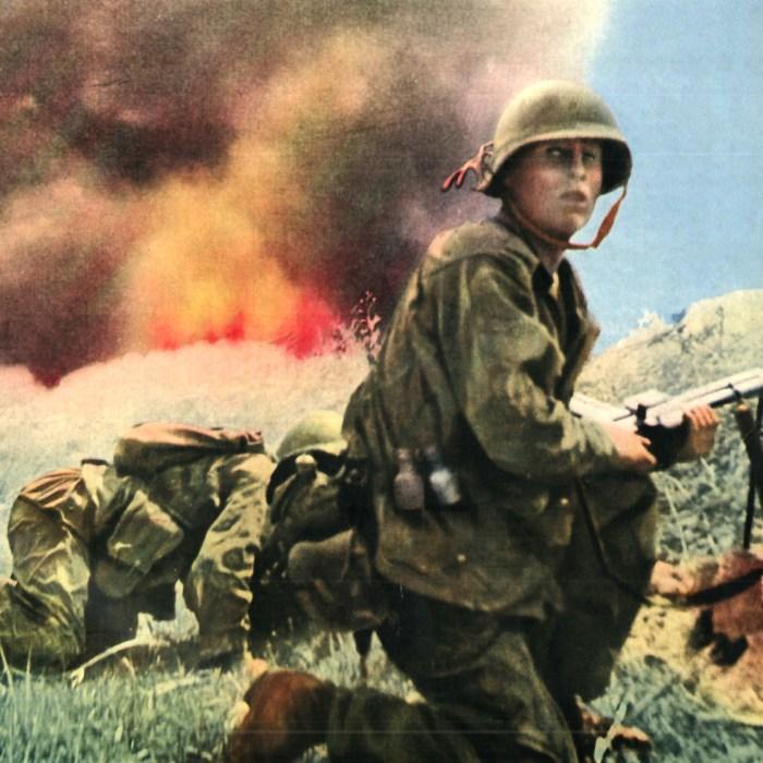Korean War - August 1950