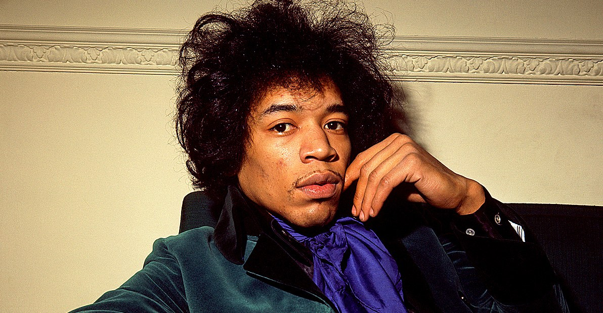 Jimi Hendrix - Top Of The Pops