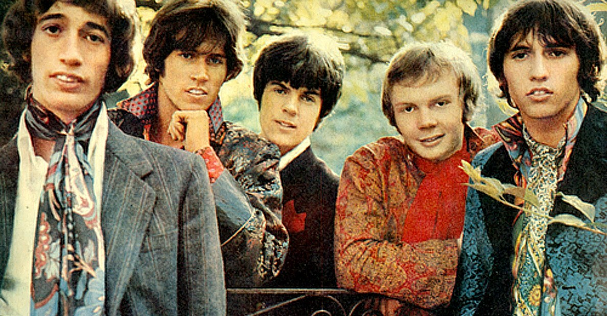 The Bee Gees - Top Of The Pops 1968