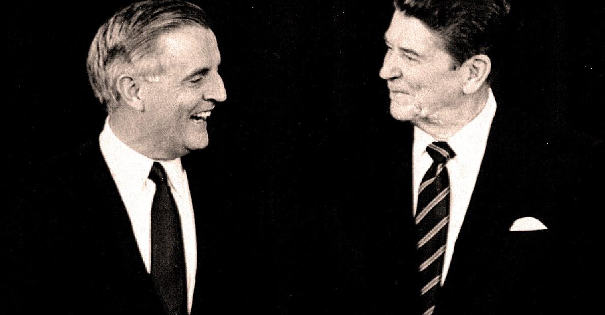 Reagan-Mondale Debate No. 1