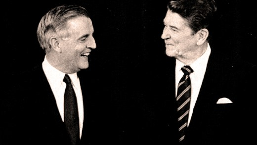 Reagan-Mondale Debate No. 1