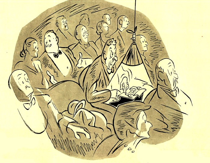 The Critic as viewed by the audience