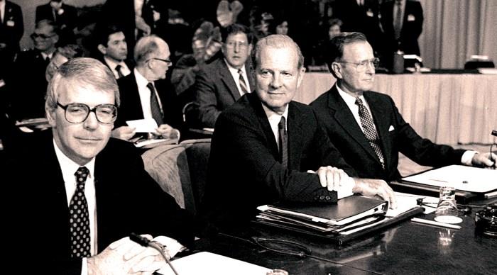 NATO Rome Summit - Nov. 1991