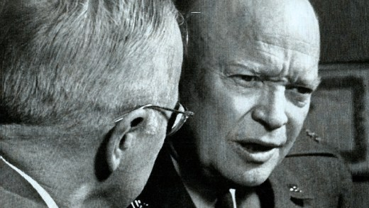 Gen. Eisenhower - Pres. Truman