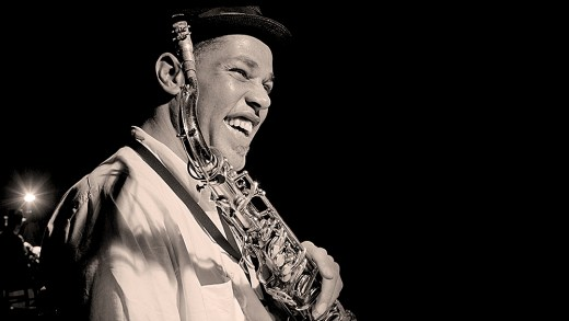 Dexter Gordon live in Paris