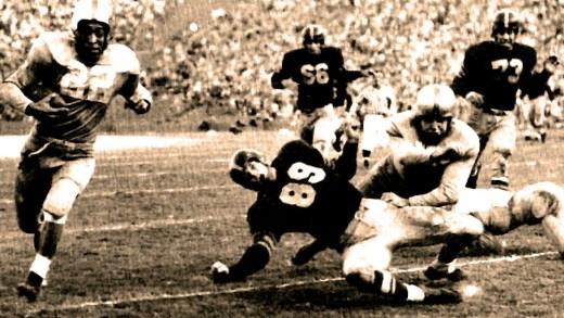 USC-UCLA Football 1952