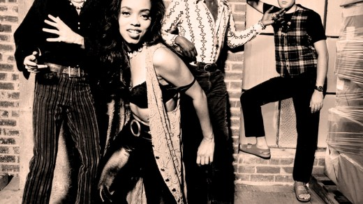 Brand New Heavies - in concert 1992