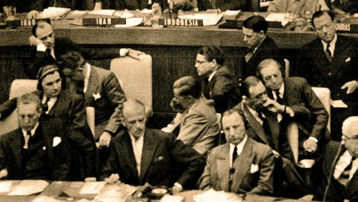 UN General Assembly - 1951