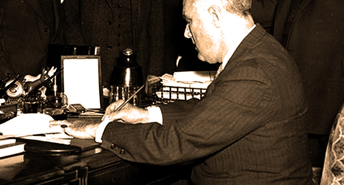 FDR - Neutrality Proclamation