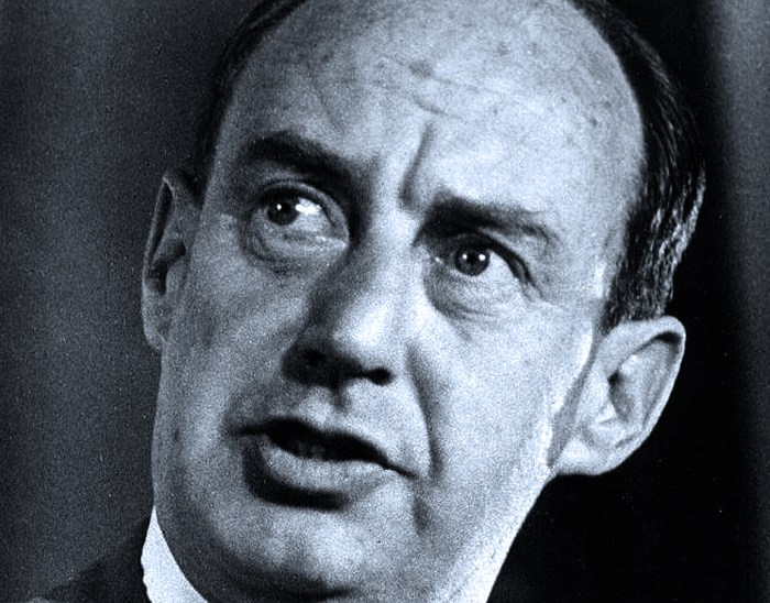 Adlai Stevenson - 1956 - Presidential Campaign