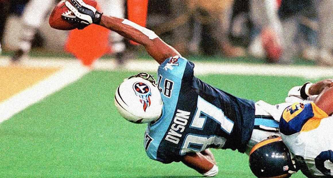 Kevin Dyson - Super Bowl 34