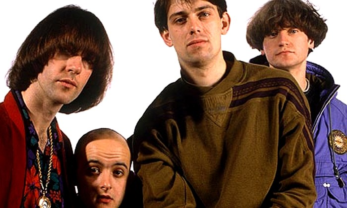 Inspiral Carpets in session