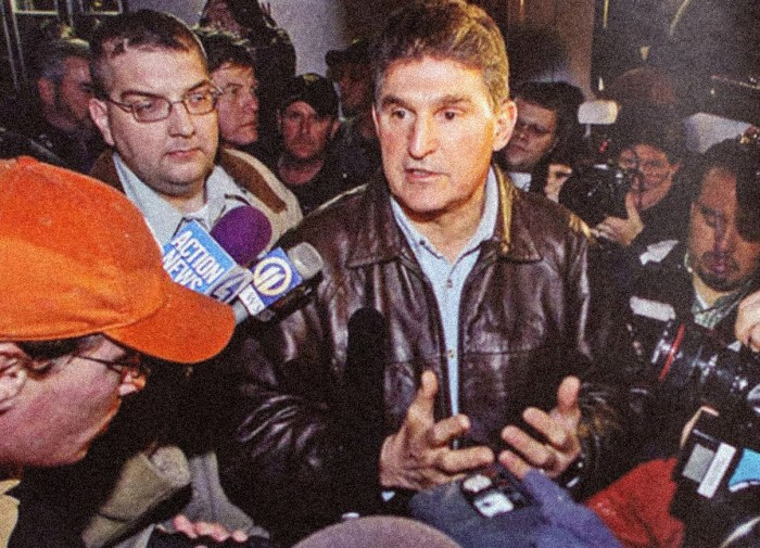 Sago Mine Disaster - West Virginia Governor Manchin