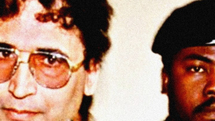 Abdel Megrahi - Lockerbie bombing suspect