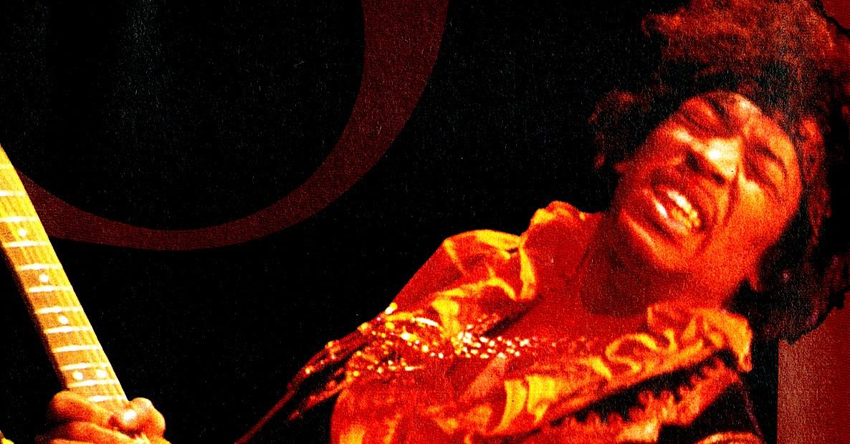 Jim Hendrix in concert 1969