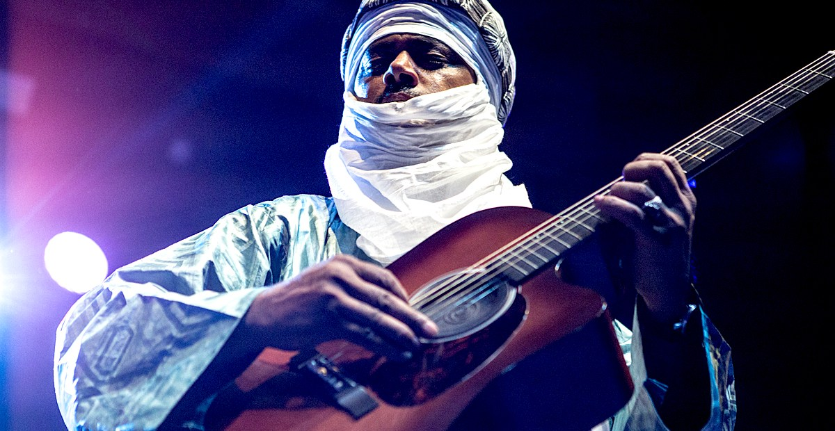 Tinariwen - in Concert from Les Inrocks (Photo: Tracy Graham)