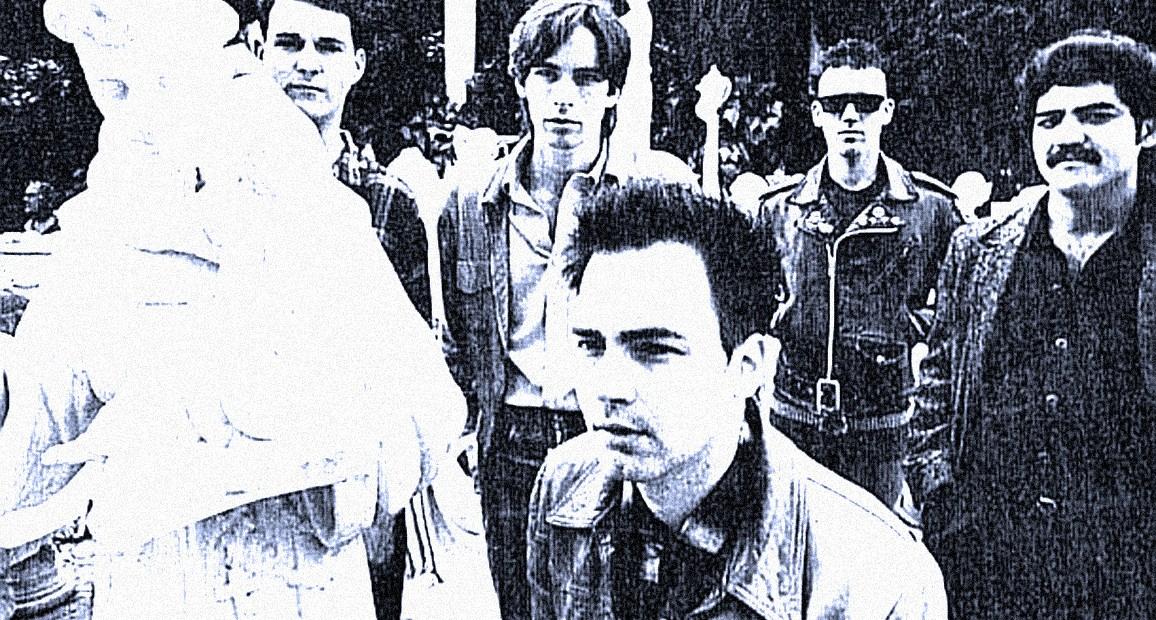 Shadow Minstrels - in session at KPFK - 1982