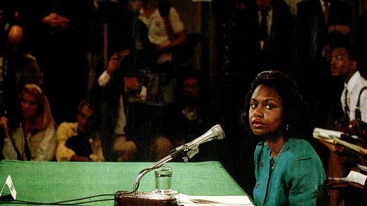 Anita Hill - October 1991