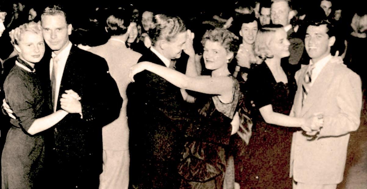 UCLA Spring Dance 1952